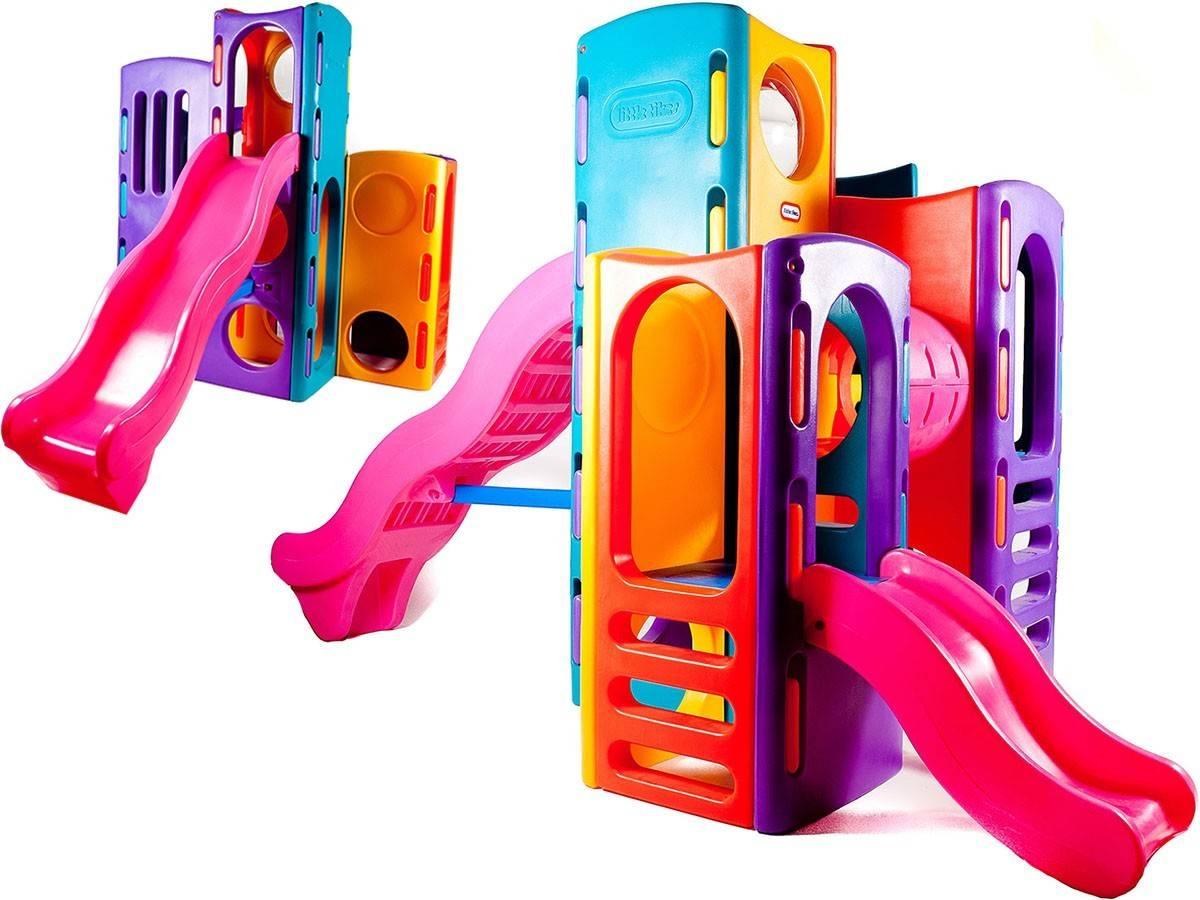   Plac Zabaw Zjeżdżalnia dla dzieci Little Tikes Olbrzymi