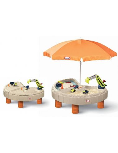 Piaskownica Plac Budowy Little tikes