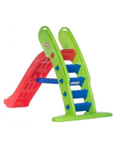 Little Tikes Wielka ZJEŻDŻALNIA Dla Dzieci Czerwono-Zielona 180 cm