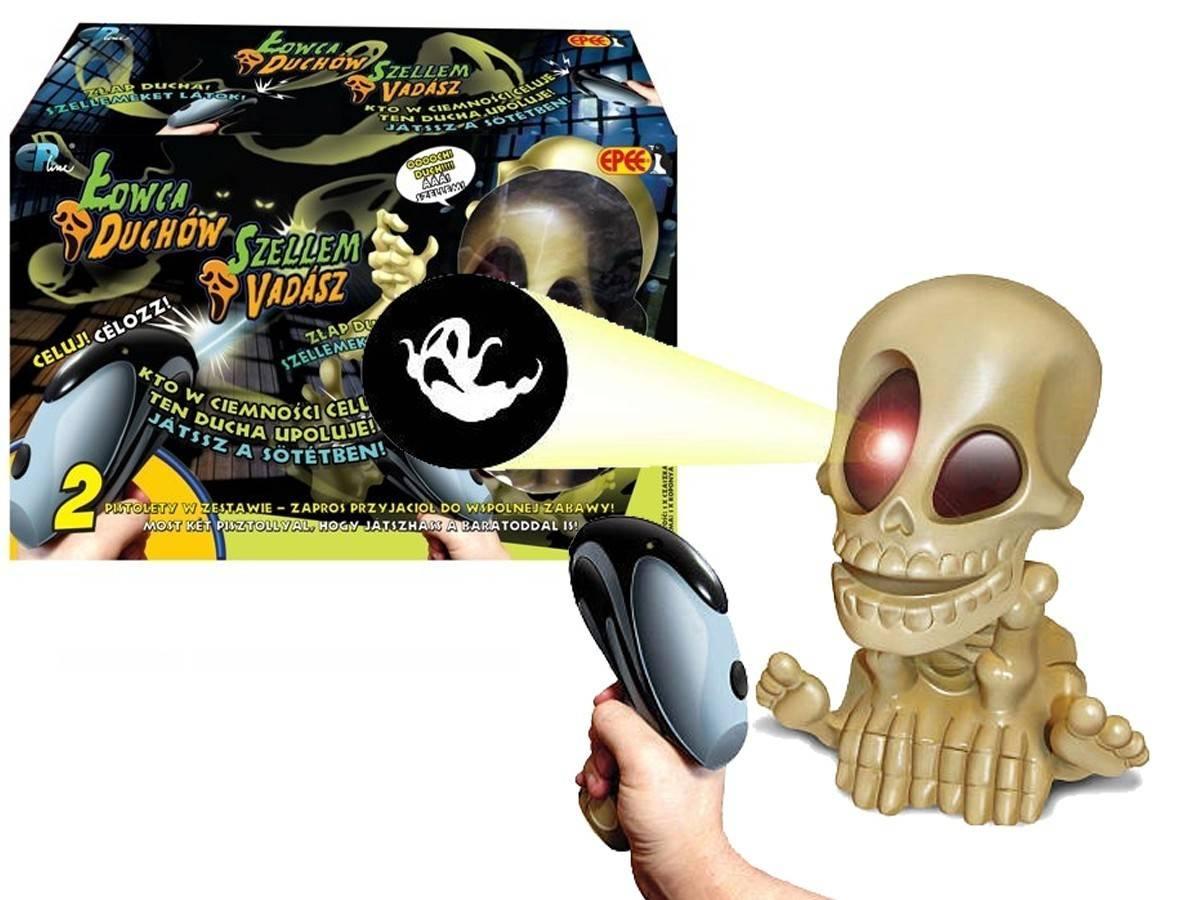 Łowca duchów 2 pistolety