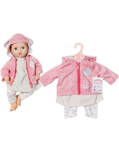 Baby Annabelle PLAY OUTFIT Różowe