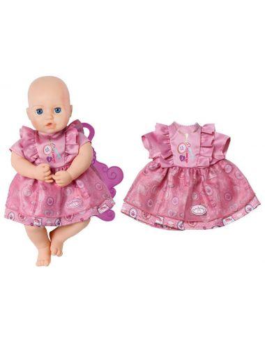 Baby Annabell SUKIENECZKA dla lalki UBRANKO SUKIENKA RÓŻOWA