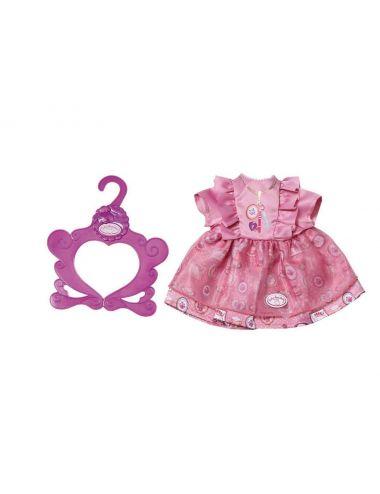 Baby Annabell Ubranko Sukienka Różowa dla Lalki 700839