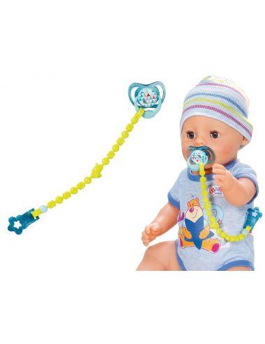 Baby Born SMOCZEK Z PRZYPINKĄ niebieski