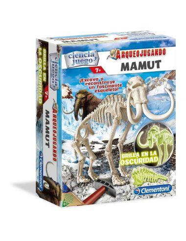 Clementoni Skamieniałości Mamut 60890