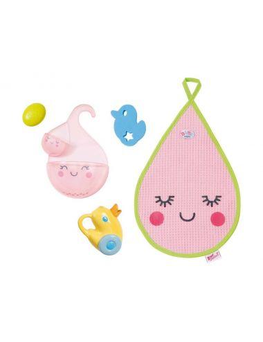 Baby Born Zestaw Do Kąpieli z Akcesoriami Dla LALKI Zapf Creation
