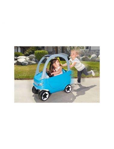 Jeździk Cozy Coupe Sport Niebieski z Rączką Little Tikes