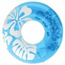 Intex koło do pływania 91cm różowe