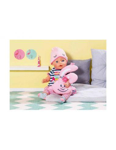 Baby Born Piżama Party dla Lalki Poduszka Szczoteczka 43cm 824627