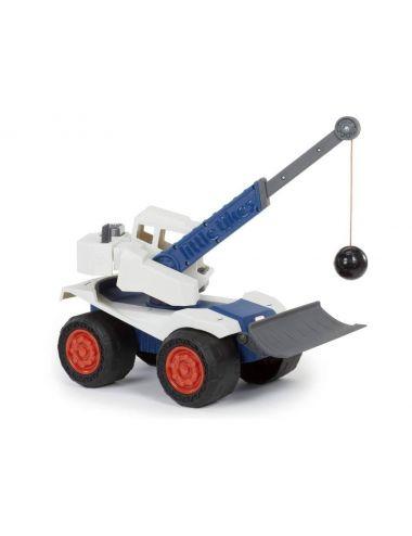 Little Tikes AUTO Buldożer z Kulą do Burzenia Duże