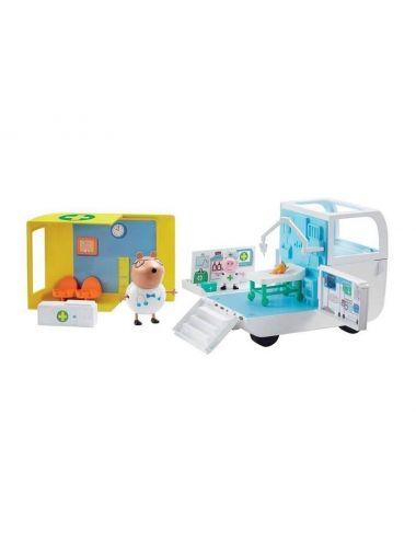 ŚWINKA PEPPA Mobilne Centrum Medyczne TM Toys