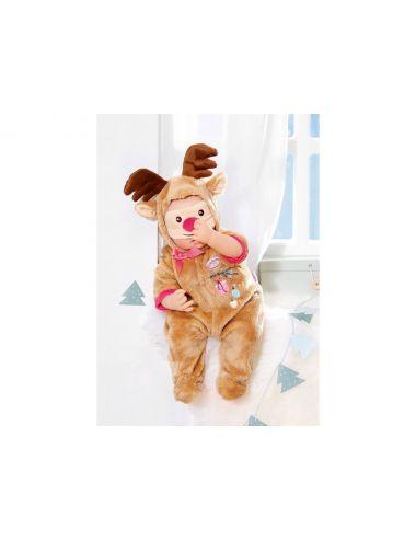 Baby Annabell Ubranko Renifera dla Lalki z Opaską 701157