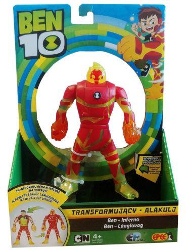EPEE BEN 10 Figurka transformująca Inferno 15CM