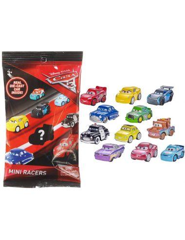AUTA CARS SASZETKA MINIAUTO NIESPODZIANKA Mattel