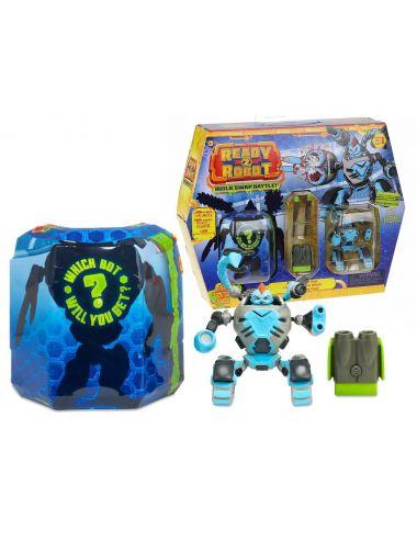 READY2ROBOT PAKIET BITEWNY ZESTAW ROBOTY MGA niebieski