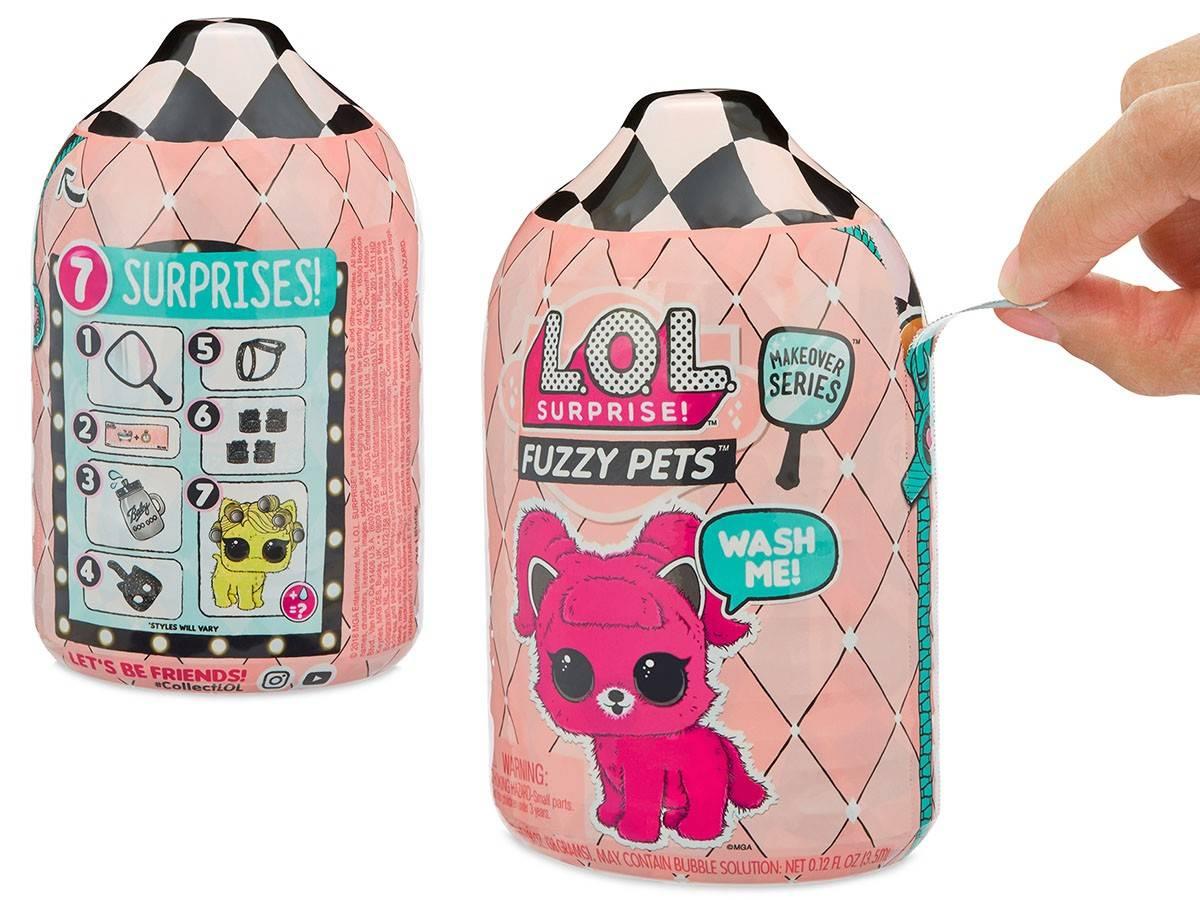 L.O.L. Fuzzy