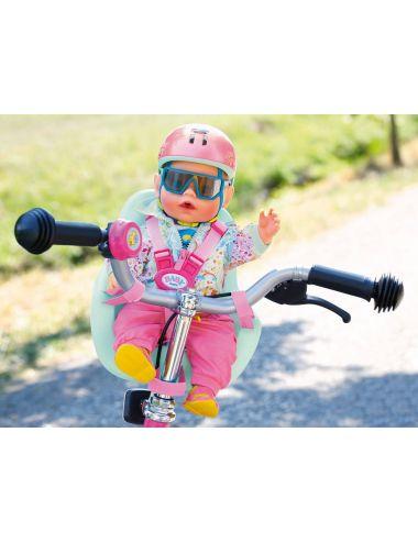 Baby Born Fotelik na Rower Krzesełko dla Lalki Zapf Creation