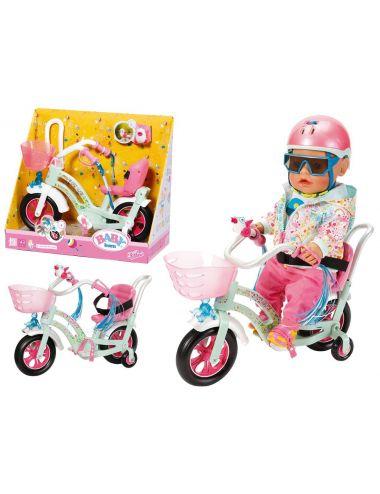 Baby Born Rowerek dla lalki 43 cm Rower Zapf Creation