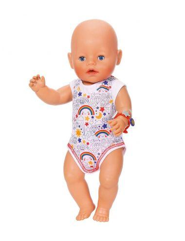 Baby Born Zestaw Ubranek i Akcesoriów super mix Zapf Creation