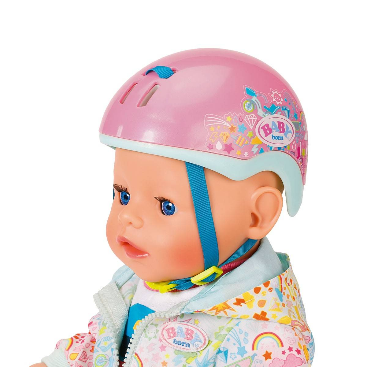 Kask baby born