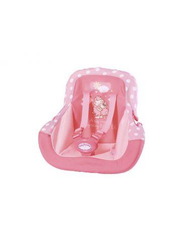 Baby Annabell fotelik samochodowy krzesełko dla lalki