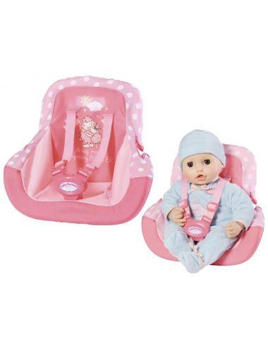 Baby Annabell Fotelik Samochodowy dla Lalki Krzesełko 701140
