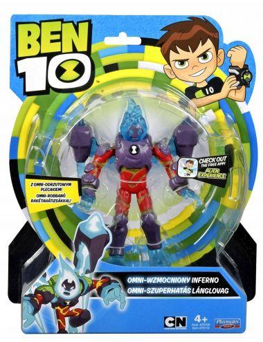 BEN 10 Figurka Omni wzmocniony Inferno 13CM