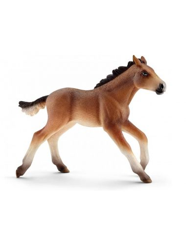 Schleich 13807 źrebię rasy Mustang