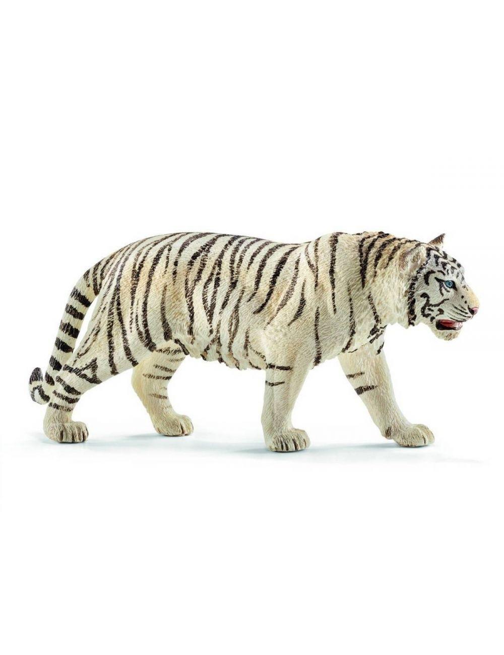 Schleich 14731 Biały Tygrys figurka