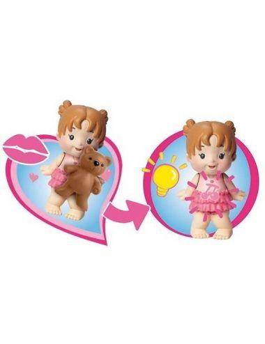 Baby Born dziewczynki z Misiem Chiqui Zapf Creation