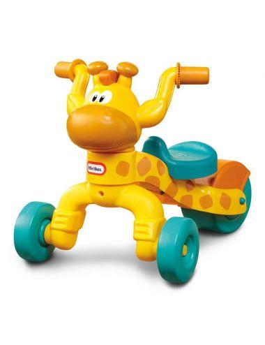 Little Tikes żyrafa chodzik pchacz jeździk