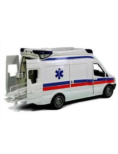 Samochód SOS Dickie Ambulans karetka