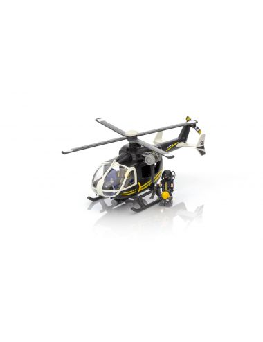 PLAYMOBIL 9363 Helikopter jednostki specjalnej