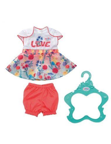 Baby Born Ubranko Sukienka Trand Baby dla lalki Zapf Creation