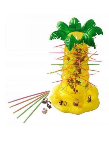 Mattel Spadające MAŁPKI Gra Zręcznościowa Małpy 52562