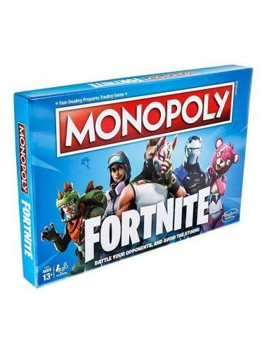 Monopoly Fortnite Gra Strategiczna Polska Wersja