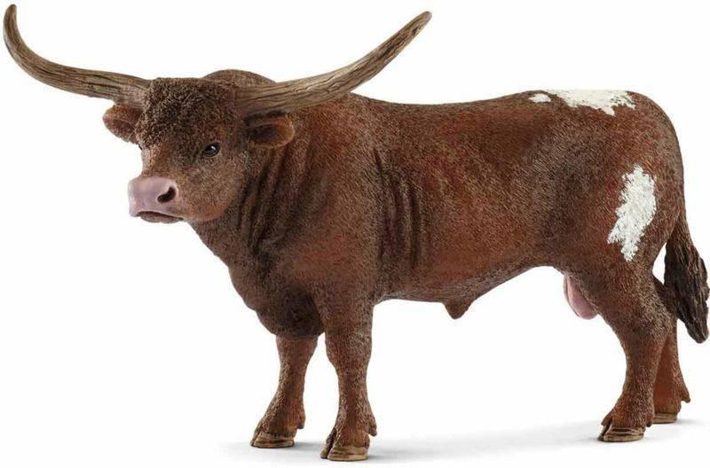 Schleich 13866 Byk Rasy Texas Longhorn