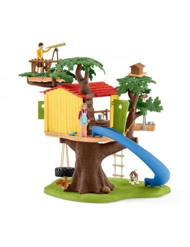 Schleich 40408 Domek Na Drzewie FARMA