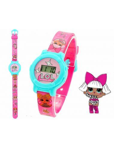 LOL Surprise Zegarek L.O.L. na Rękę Cyfrowy