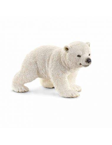Schleich 14708 młody niedźwiedź polarny