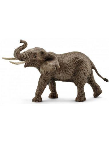 Schleich 14762 słoń Afrykański samiec