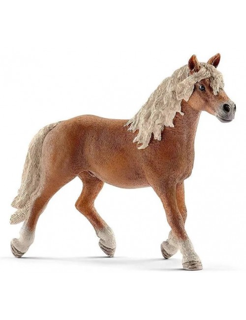 SCHLEICH 13813 Ogier Rasy Haflinger Figurka Koń