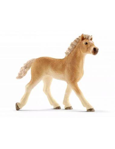 SCHLEICH 13814 Źrebię Rasy Haflinger Horse Club