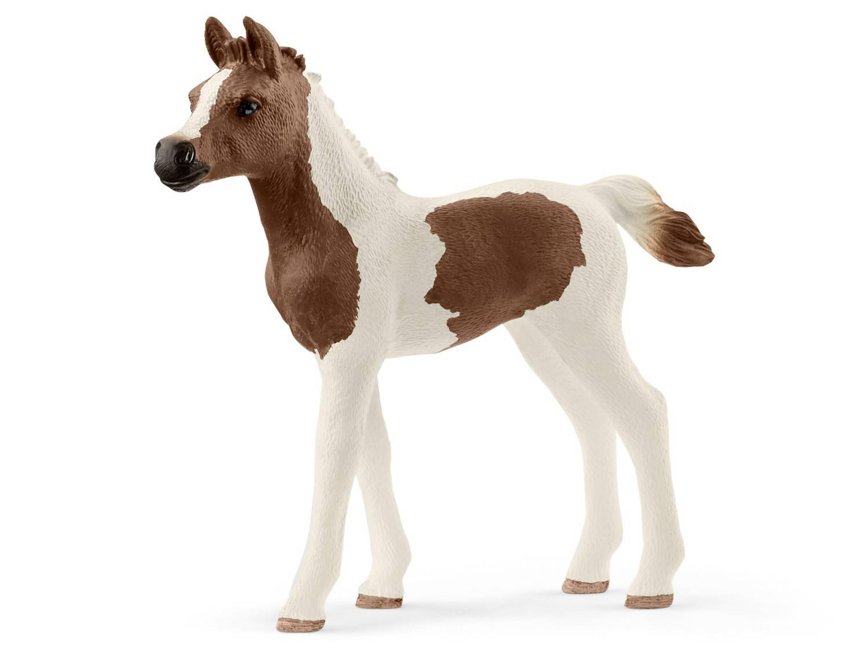 Schleich 13839 Źrebak Rasy Pintabain Horse Club
