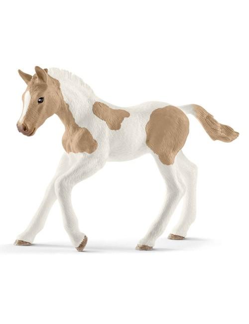 Schleich 13886 Źrebie Rasy Paint Foal