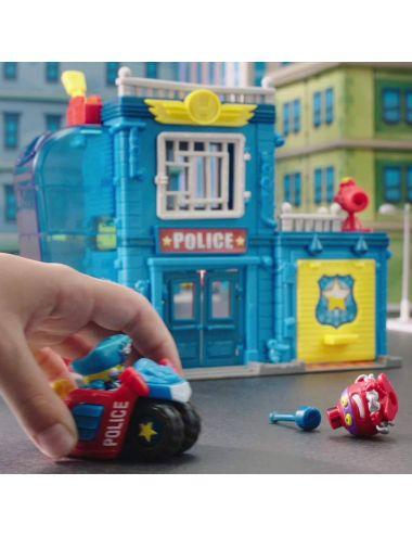Super Zings zabawa pojazdem i figurką