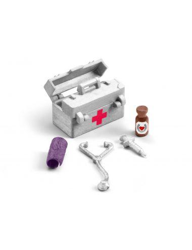 Schleich 42364 Stajenny Zestaw Medyczny