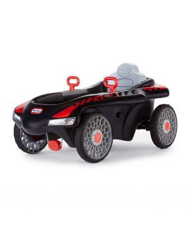Little Tikes WYŚCIGÓWKA Sportowa Samochód Auto Pojazd Czarne Duży
