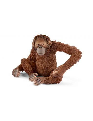 Schleich 14775 Orangutan Samica