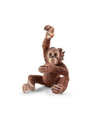 Schleich 14776 Młody Orangutan